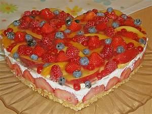 Torte Mit Früchten : joghurtsahnetorte rezepte suchen ~ Lizthompson.info Haus und Dekorationen