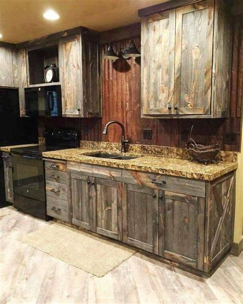 pallet wood kitchen cabinets 20 best pallet ideas to diy your own pallet furniture 291 | kitchen cabinets done with pallets