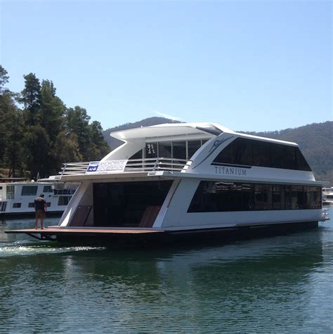House Boat Hire Eildon by Lake Eildon Houseboat Industry Association 187 Gallery