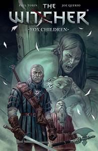 the witcher volume 2 fox children tpb profile