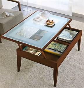 la table basse avec plateau relevable se soigne de vos With tapis jonc de mer avec canapé tetiere relevable