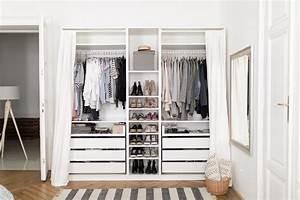 Faltbarer Kleiderschrank Ikea : mein ikea pax kleiderschrank anna laura kummer ~ Orissabook.com Haus und Dekorationen