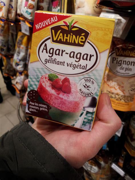 cuisine japonaise les bases de l agar agar en supermarché herboristerie pharmacie