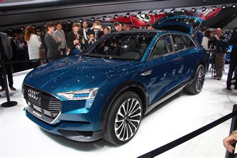 The 2019 Audi Q6 Etron Is Going To Be Produced At The