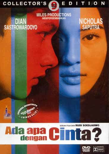 Curatcuratcoret Dokumentaris: PUISI FILM ADA APA DENGAN CINTA