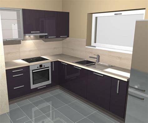 modele de cuisine avec ilot modèle cuisine équipée cuisine en image