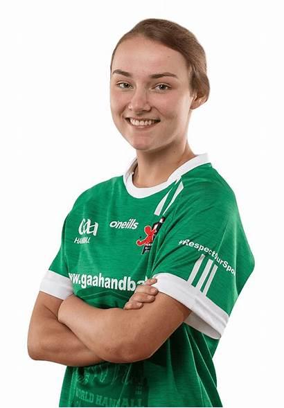 Megan Mccann Handball