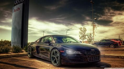 Audi Hdr 4k Hd Desktop Wallpaper For 4k Ultra Hd Tv