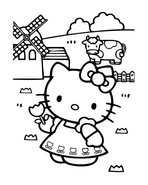 kitty coloring pages   ai