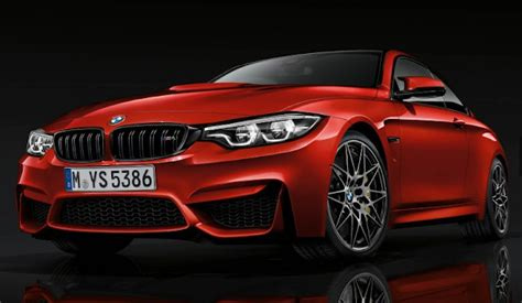 2018 Bmw M4 Release Date