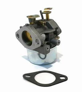 Carburetor Carb For John Deere Snow Blower Thrower Trs22 Trs24 Trs26 Trs27 Trs32