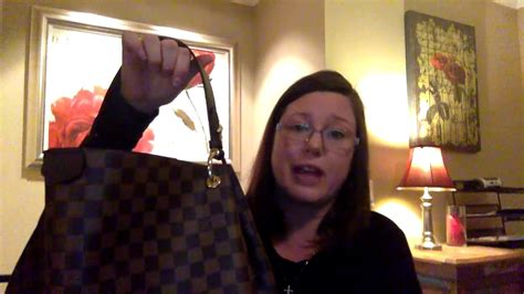 louis vuitton graceful mm review  reveal  fits   bag  neverfull gm mm
