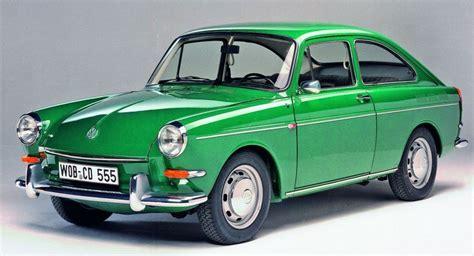 Volkswagen Type 3 Flat-four