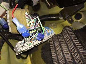 Advice Needed  Wiring Harnesses  Alarm  Starter  Etc
