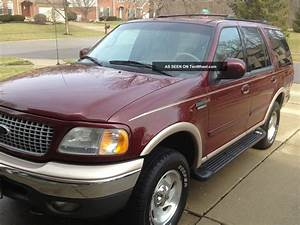1999 Ford Expedition Eddie Bauer  5  4l V8 4wd    Drives