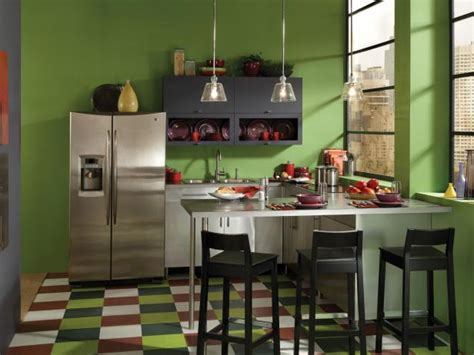 green paint colors for kitchens best colors to paint a kitchen pictures ideas from hgtv 6946