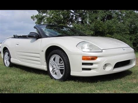 2004 Mitsubishi Eclipse For Sale by Sold 2004 Mitsubishi Eclipse V 6 Gt Convertible For Sale