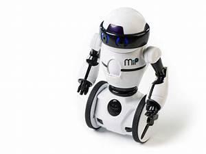 Roboten WowWee MiP. Bevegelse- og appstyrt robot! CoolStuff.no