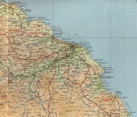hartlepool map