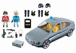 Playmobil Sek Auto Playmobil Polizei Sek Mannschaftswagen 6043 Sek