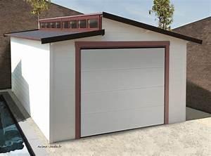 Recherche Garage : garage bois porte coulissante torino toit 2 pentes solid pas cher ~ Gottalentnigeria.com Avis de Voitures
