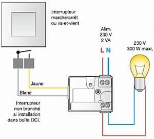 Branchement Interrupteur Temoin Lumineux Legrand : resolu branchement tyxia 4610 sur interrupteur lumineux ~ Dailycaller-alerts.com Idées de Décoration