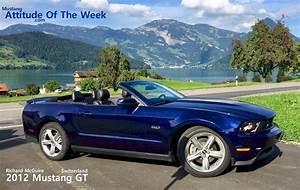 Kona Blue 2012 Ford Mustang GT Convertible - MustangAttitude.com Photo Detail