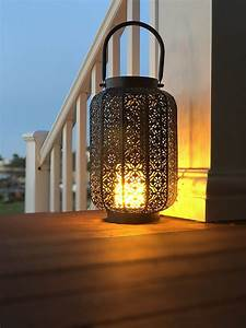 Boston, Warehouse, Torchier, Indoor, Outdoor, Metal, Lantern, With, Led, Simulated, Fire