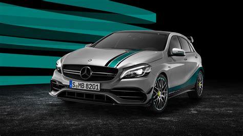 2018 Mercedes Amg A45 4matic Champions Edition Wallpaper