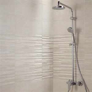 Pose Lambris Horizontal Commencer Haut : fa ence mur beige trevise x cm leroy merlin ~ Premium-room.com Idées de Décoration