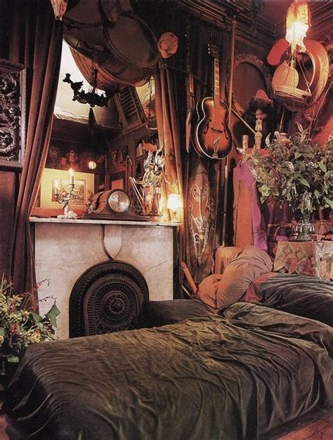 Dreamy Bohemian Bedrooms
