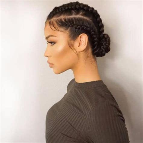 simple aviator black 50 goddess braids hairstyles my new hairstyles