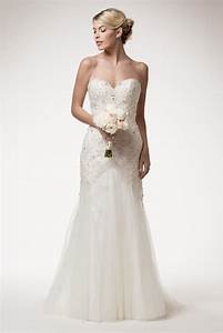 Wedding Dress Lace A Line Ball Gown STRAPLESS, SWEETHEART ...