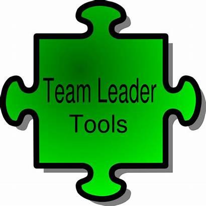 Team Leader Clipart Tools Clip Line Clker