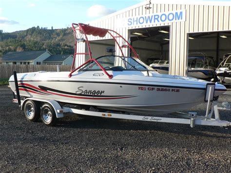 Sanger Wakeboard Boats For Sale by 2003 Sanger V230 Wakeboat Boats Wakeboard