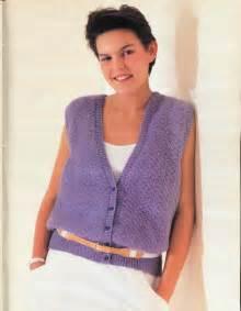 Free Crochet Vest Patterns Women