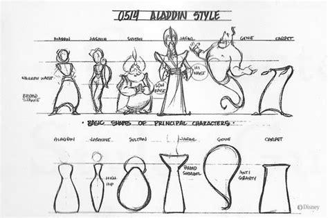 character design practice shapes animator island