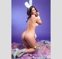 Amanda Cerny Naughty Bunny Playboy Nude Nude Haven