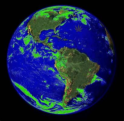 Earth Space Planet Geography Digital Satellite Basic