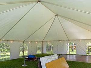 Banquet Seating Layout Frame Tents