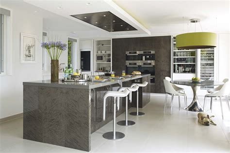 cuisine villa cuisine interieur maison de luxe salon nancy design