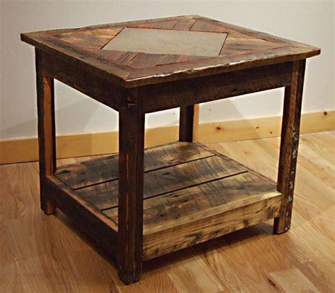 misty mountain furniture reclaimed barn wood rustic