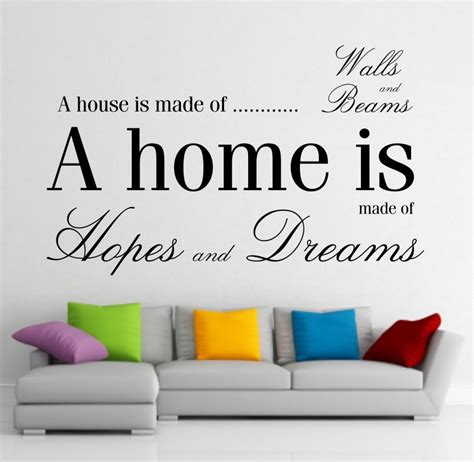give  touch  creativity   home   wall stickers
