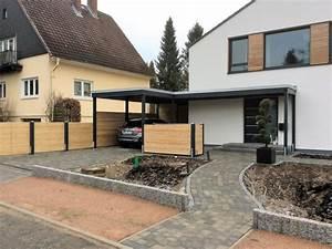 Carport Holz Modern : unsere carportvielfalt im modernen design carporthaus ~ Markanthonyermac.com Haus und Dekorationen