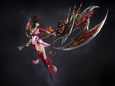 dynasty jade regenesis video game character girl