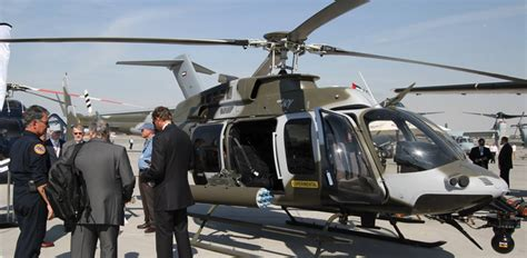 Bell Helicopter Sees Promise For Armed 407ah And 429