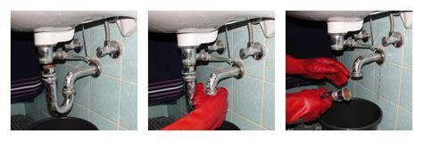 Siphon Lässt Sich Nicht Abschrauben by Verstopfter Abfluss Am Waschbecken Der Wohnsinn