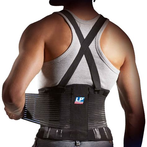 LP Industrial Back Support 912 | OPC Health