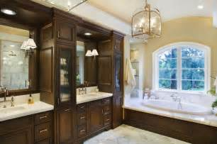 master bathroom cabinet ideas luxurious master bathrooms design ideas with pictures