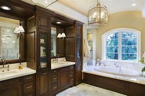 Luxurious Master Bathrooms Design Ideas With Pictures
